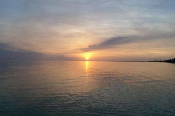 anna maria island sunrise